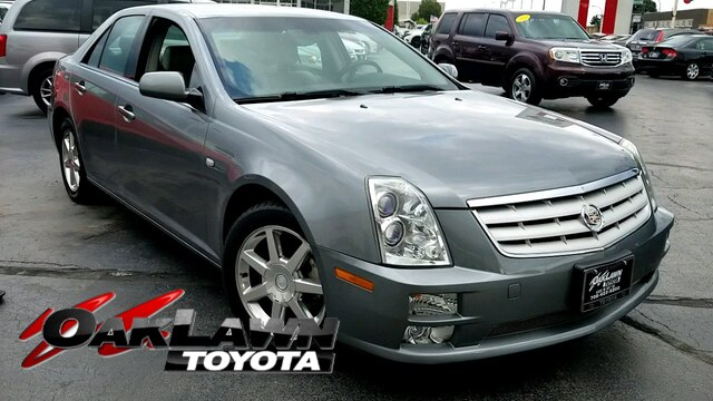 Pre-Owned 2005 Cadillac STS V8