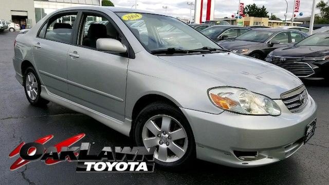 Pre Owned 2004 Toyota Corolla S