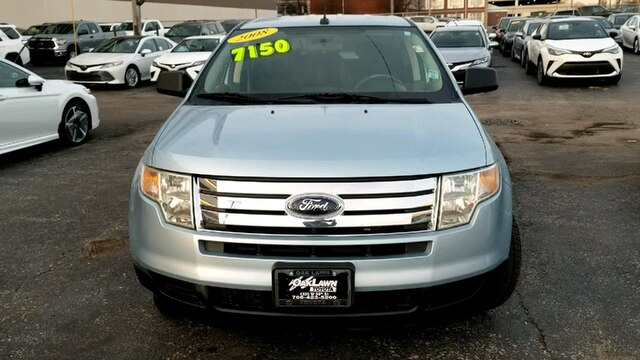 Pre-Owned 2008 Ford Edge SE