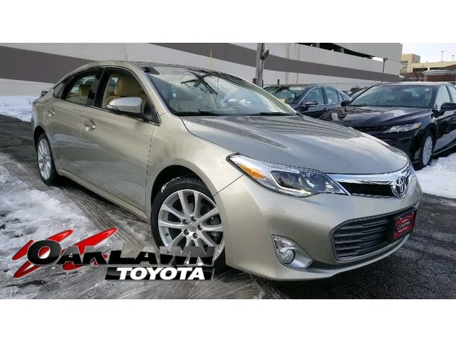 Certified Pre-Owned 2014 Toyota Avalon Limited