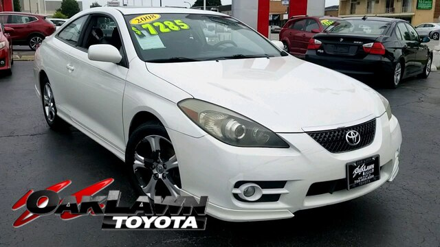 Pre-Owned 2008 Toyota Camry Solara Sport