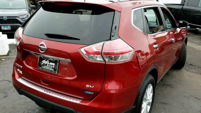 Pre-Owned 2014 Nissan Rogue SV