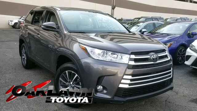 Toyota Highlander Lease >> Toyota Lease Specials Financing Offers Oak Lawn Toyota