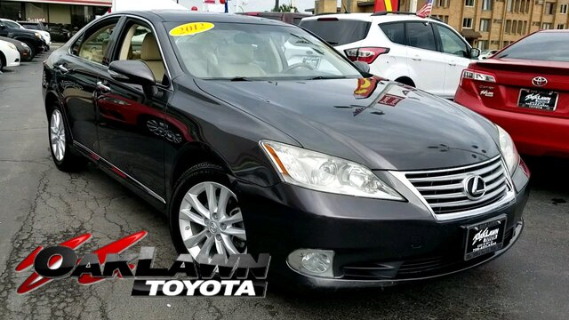 Pre-Owned 2012 Lexus ES 350 4DR SDN FWD Sedan