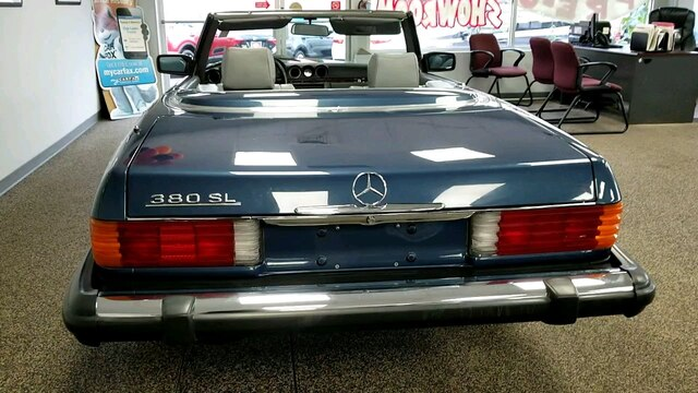 Pre-Owned 1984 Mercedes-Benz 380 380SL