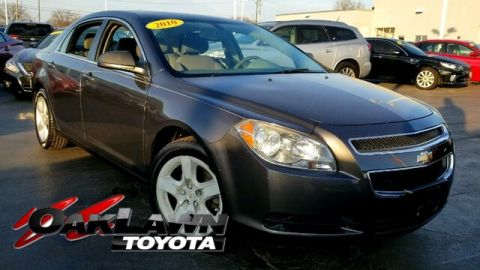 Pre-Owned 2010 Chevrolet Malibu LS