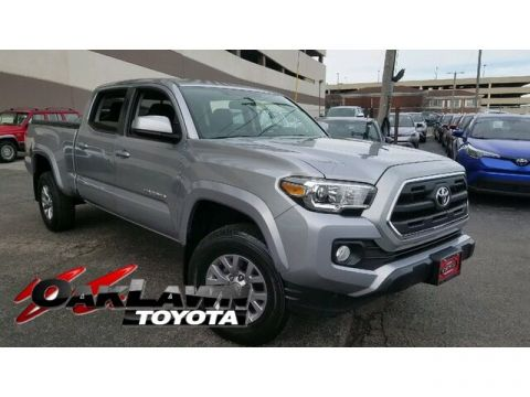Certified Pre-Owned 2016 Toyota Tacoma SR5 V6
