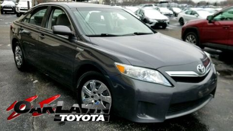 Pre-Owned 2011 Toyota Camry Hybrid 4DR SDN HYB XLE