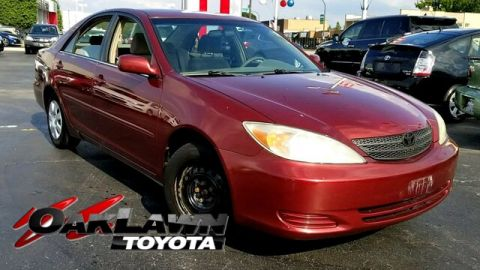 Pre-Owned 2002 Toyota Camry