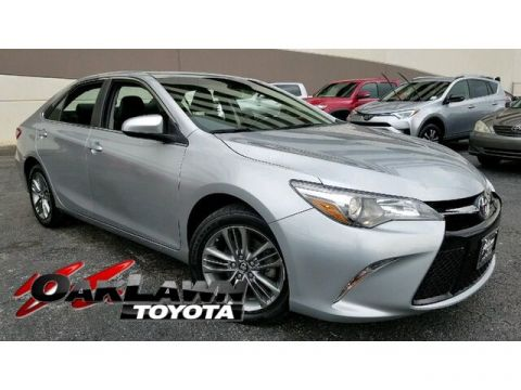 Certified Pre-Owned 2017 Toyota Camry SE