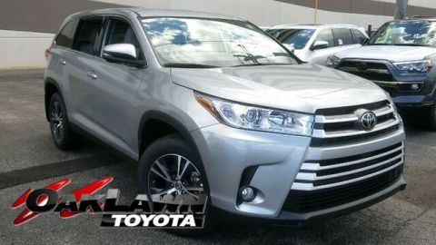 New 2019 Toyota Highlander LE Plus V6