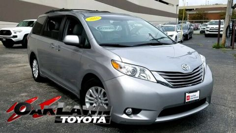Pre-Owned 2016 Toyota Sienna XLE 8 Passenger