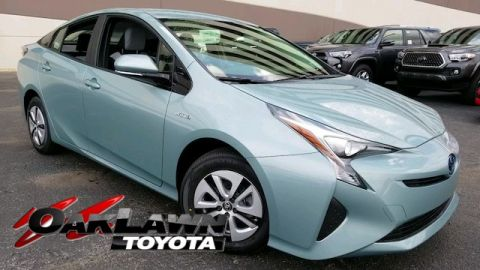 New 2018 Toyota Prius Two Eco