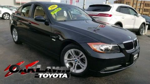 Pre-Owned 2008 BMW 328i i
